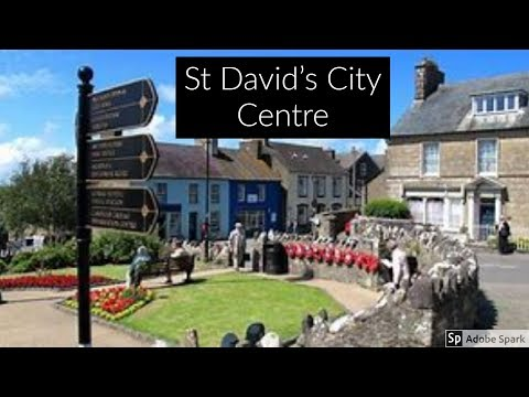 travel-guide-my-holiday-to-st-davids-city-centre-part-2-pembrokeshire-south-wales-uk-review