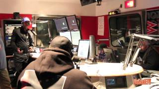 Doug E Fresh Interviews Afrika Bambaataa on 107.5 WBLS