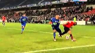 Coupe de France 2010/2011 - Parcours du Stade de Reims