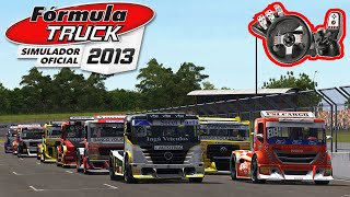 Game Formula Truck 2013 - Gameplay com Logitech G27