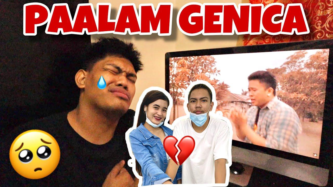 WALA NG GENICA!!! (PAALAM REACTION VIDEO)