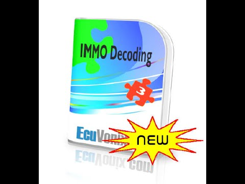 Programme Immo Universal Decoding 3.2