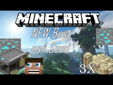 New Best Minecraft Seed 2019/2020! 3 Sand Temples, 10 Villages, 3 Pillager Outpost!