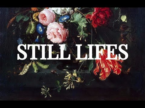 200 Gorgeous Still Life Paintings! (HD) Most Beautiful Floral Fine Art in History!