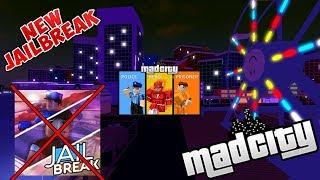 Jailbreak 2.0 Ein neues Jailbreak| Mad City Roblox