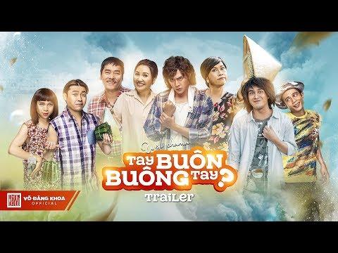 Tay Buôn, Buông Tay? Trailer 1   Hoài Linh, Ngân Quỳnh, Huỳnh Lập, Tuấn Dũng, Hoàng Long, Đăng Khoa