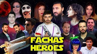 Fachas Heroes - InfoVlogger ft. Team Facha Youtube (Videoclip)