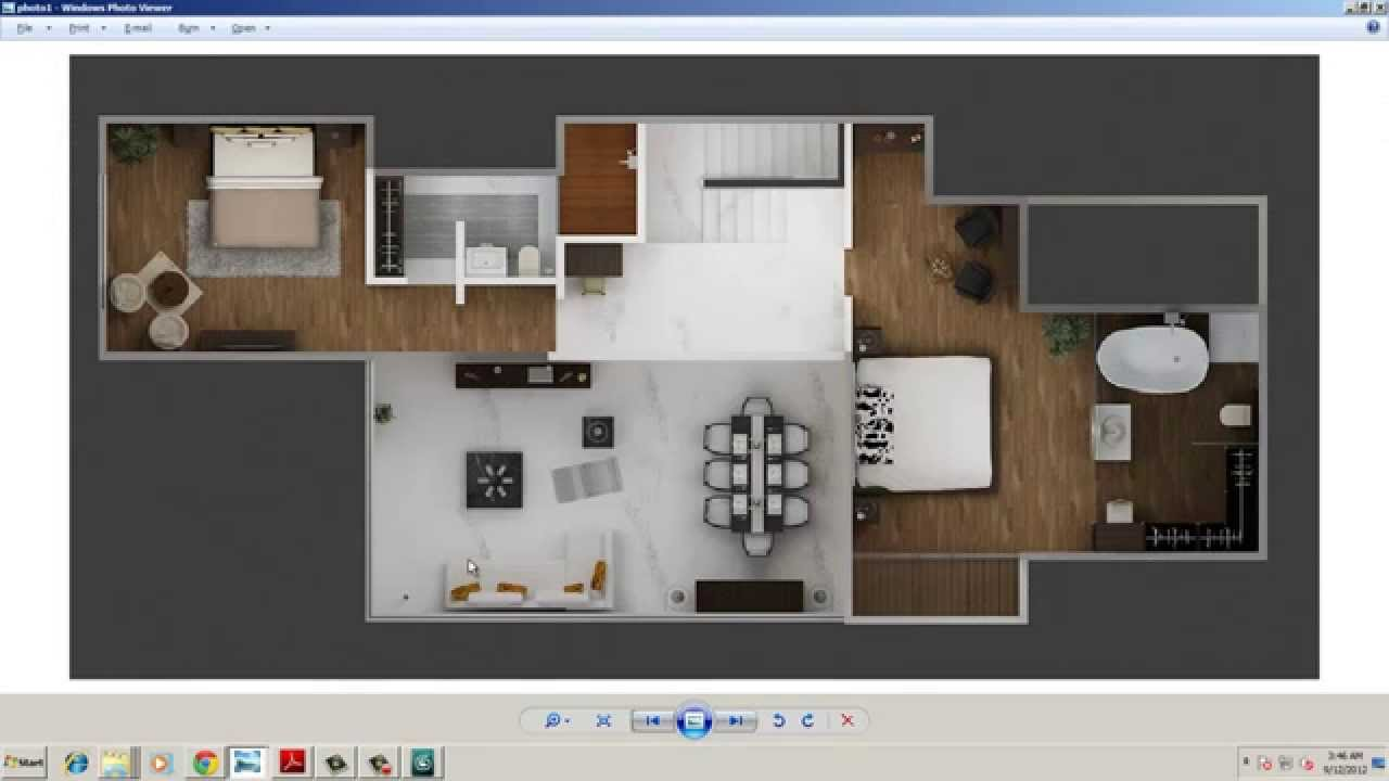 Image Result For Living Room Plan View
