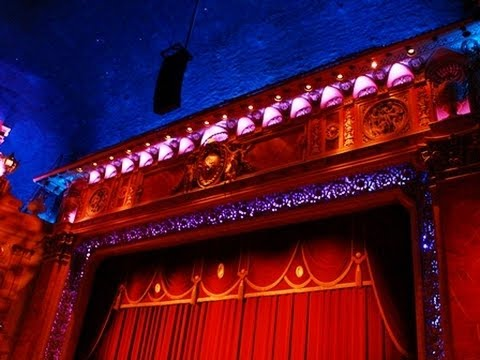The Return of the Saenger Theatre!!!