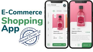 E-Commerce Shopping Android App | Android Studio Tutorial