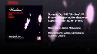 Sonata, Op. 167
