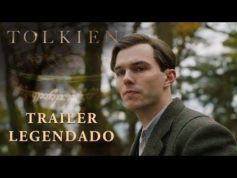 Assista ao Novo Trailer do Filme TOLKIEN o Autor dos Senhos dos Anéis