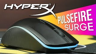 HyperX PulseFire Surge – Крутая игровая мышь за $60