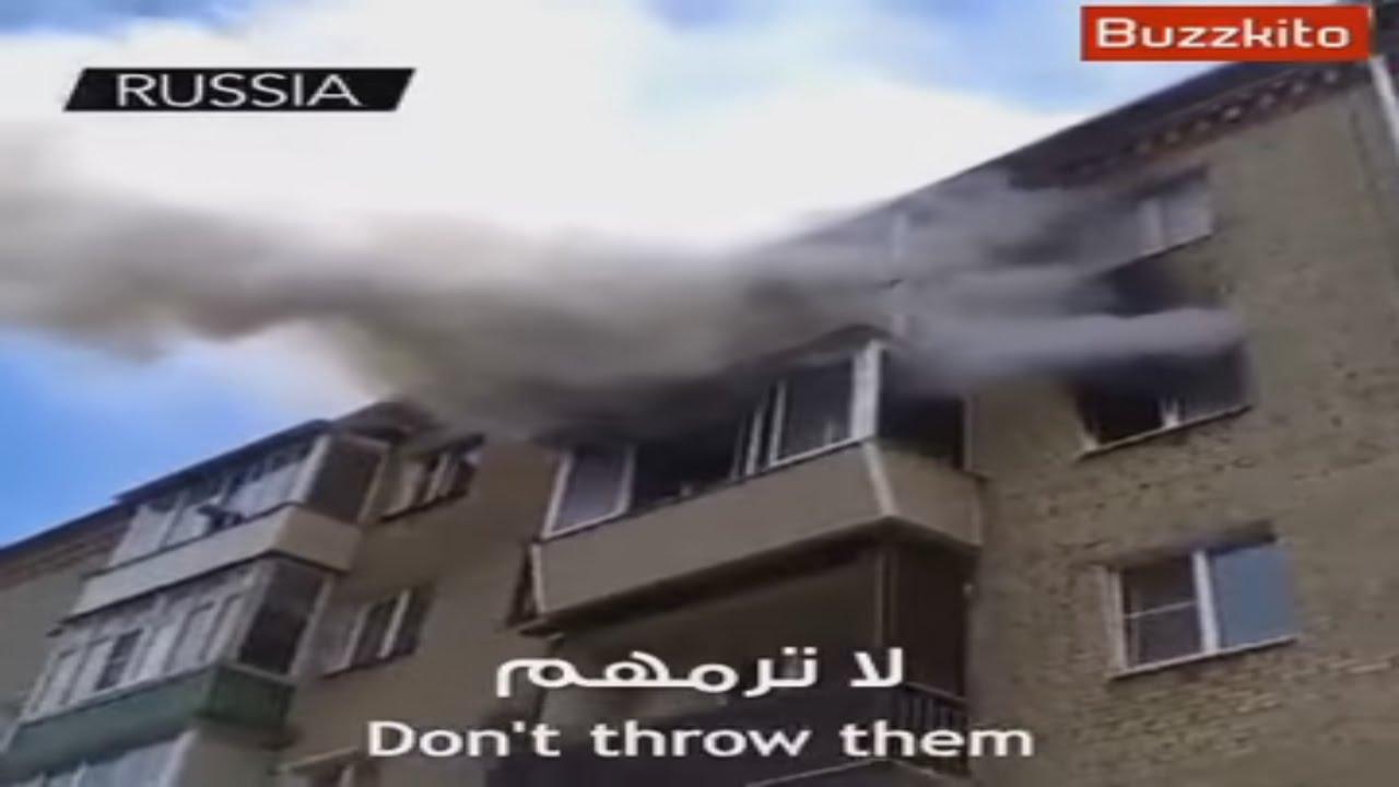 أب يلقي ابنيه من النافذة، اكتشفوا لماذا | Check out a father throws his kids through the window