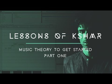 Lessons of KSHMR: Music Theory To Get Started Part 1