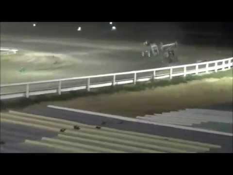 Steven Richardson /7-10-2015/ URSS Sprint Cars/ Wheatshocker Nationals Feature at Wakeeney Speedway