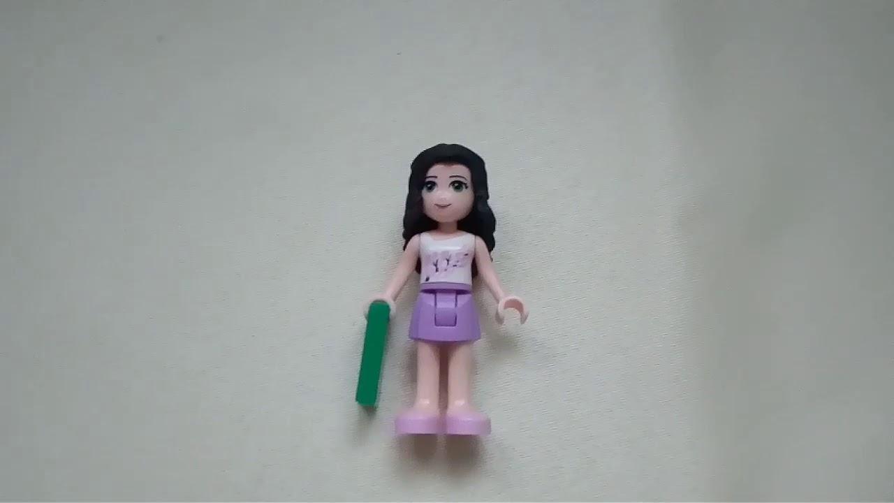 Moja Ulubiona Laleczka Z Lego Friends Youtube