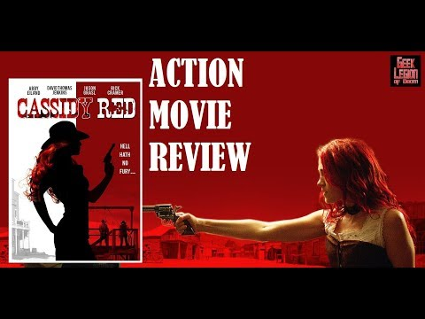 CASSIDY RED  2017 Abby Eiland  Western Romantic Action Movie