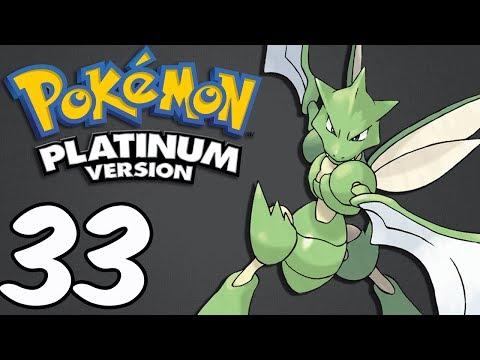 Pokemon Platinum (Blind) -33- Chasing Team Galactic!