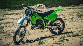 видео Выбираем мотоцикл для мотокросса