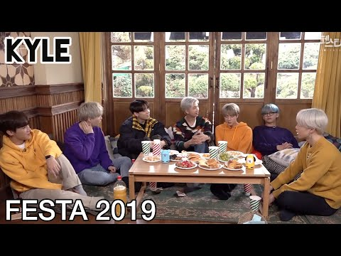 [Озвучка By Kyle] BTS FESTA 2019 - Чердак Бантан #2019BTSFESTA (방탄소년단) '방탄다락'