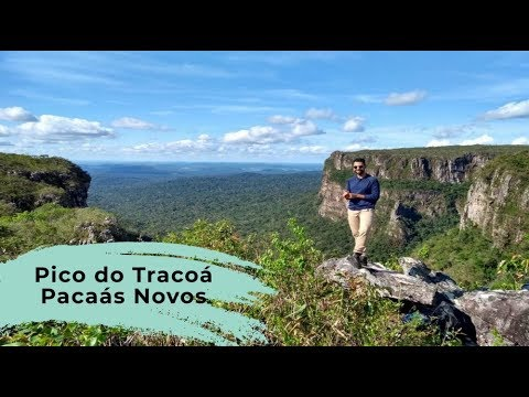ROlê - episódio 13 - Conheça o Pico do Tracoá no Pacaás Novos em Rondônia