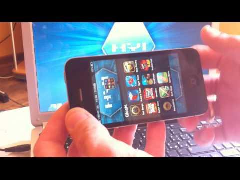 Recensione giroscopio iPhone 4 - HackYouriPhone (versione HD)