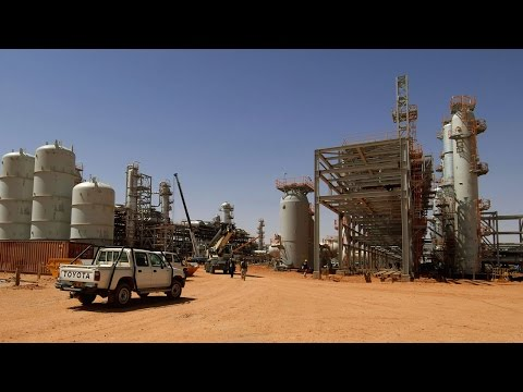 Algeria plans to raise gas output by 13% by 2019-ministry