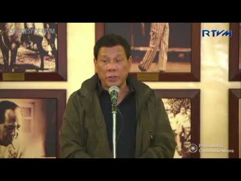 Duterte: If police murdered Kian delos Santos, they will 'rot in jail'