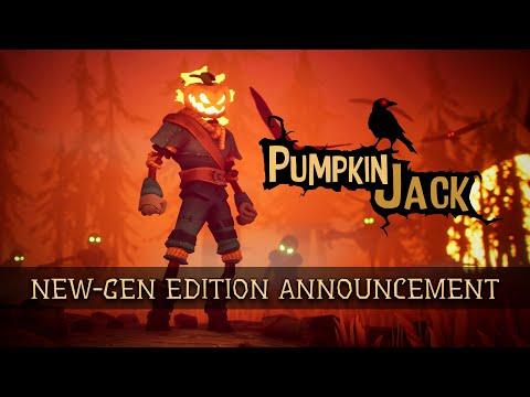 Pumpkin Jack обновят до Xbox Series X   S, добавив трассировку лучей и другие улучшения