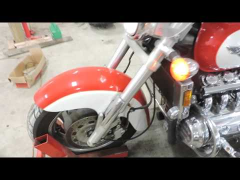 Honda GL 1500 C Valkyrie used motorcycle parts for sale