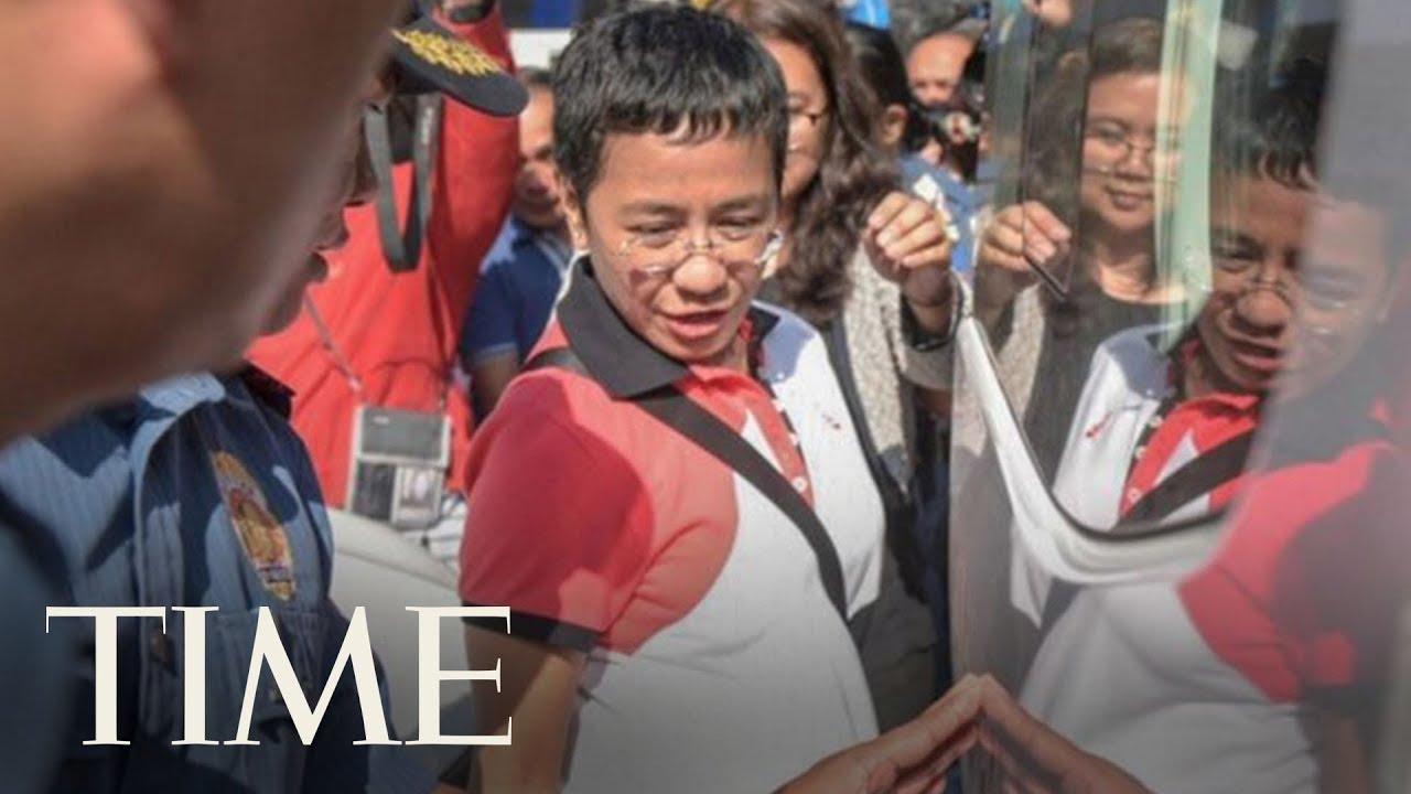 Philippines Journalist Maria Ressa Arrested Again | TIME