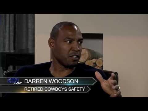 Darren Woodson, Retired Cowboys Safety 854x480 MOV
