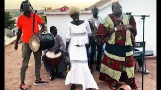CLABA joue FATIM HAUTE GAMME dans PEKMAI PINPIN (Vidéo 2019)