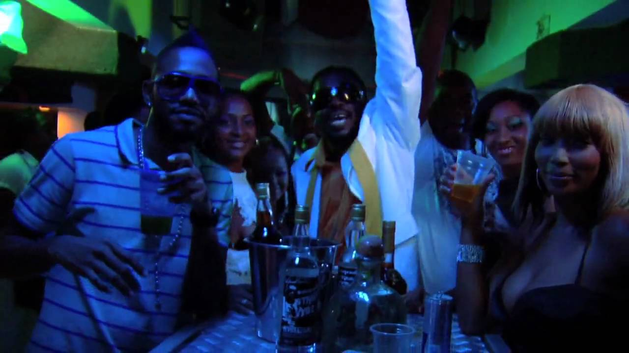 Download Beenie Man feat. Fambo- I'm Okay/Drinking Rum & Redbull Official Music Video HD