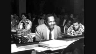 "Bud Powell Trio, in ""There will never be another you""."