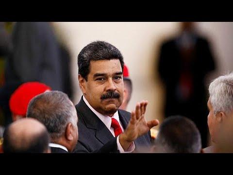 رئيس فنزويلا يطرد أعلى دبلوماسي أمريكي بتهمة التآمر ضد حكومته…  - نشر قبل 3 ساعة