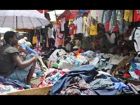 Nigeria Fashion: Designer Clothes from the Second-Hand ...