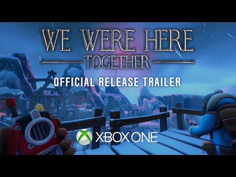 We Were Here Together выйдет на Xbox One уже 5 июня