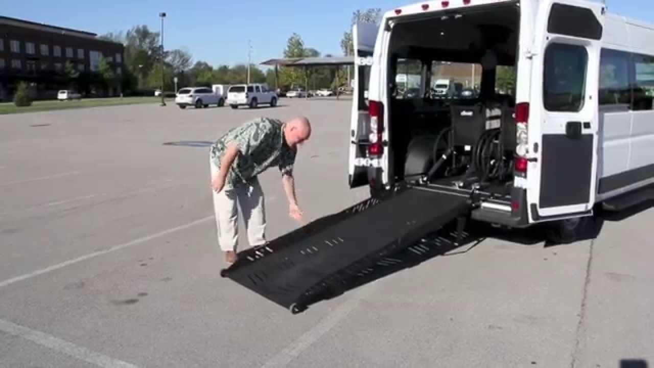 Dodge Promaster Van >> AutoAbility Dodge ProMaster Van - YouTube
