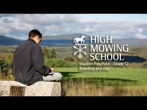 High Mowing School | Promo video (HD) #waldorfeducation