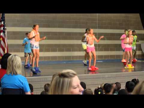 Hudson Pep Heartbeats Jump Rope Team