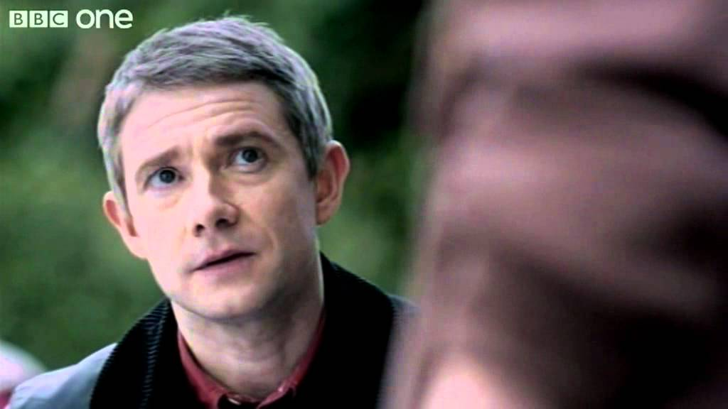 Sherlock: The Hounds of Baskerville Preview - Series 2 Episode 2 - BBC One