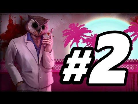"""RETRO HOLIDAYS"" Hotline Miami #2"