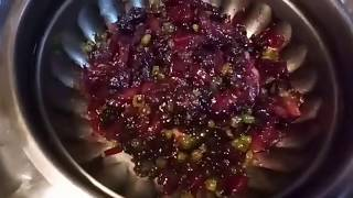 Gambar cover Pui Metuli or Malabar Spinach fruit fry