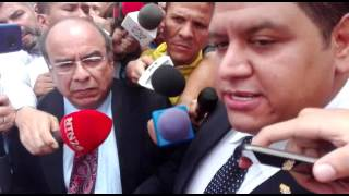 Rector Rondón asegura que el informe del 1% ya fue aprobado por la Copafi del CNE
