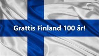 Grattis Finland 100 år