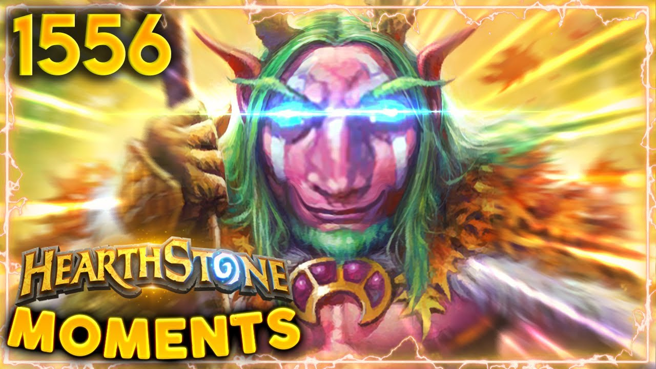 Clearing The Board Like A GOD! | Hearthstone Daily Moments Ep.1556