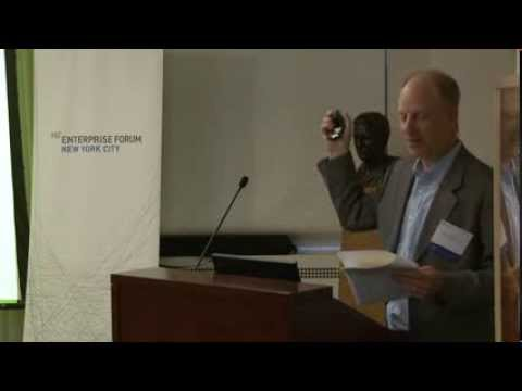 MIT Enterprise Forum of NYC: The Future Of Web Advertising