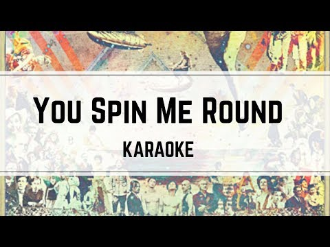 Indochine - You Spin Me Round (karaoké)